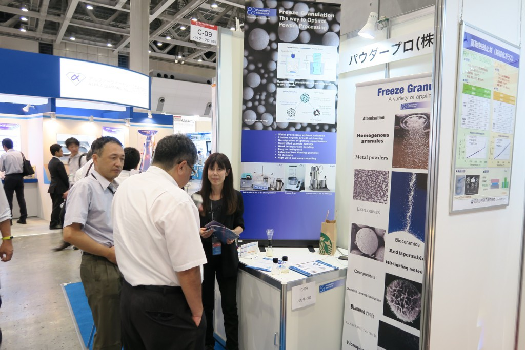 First days discussions on Freeze Granulation