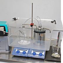 Granulateur à l'échelle du laboratoire LS-2